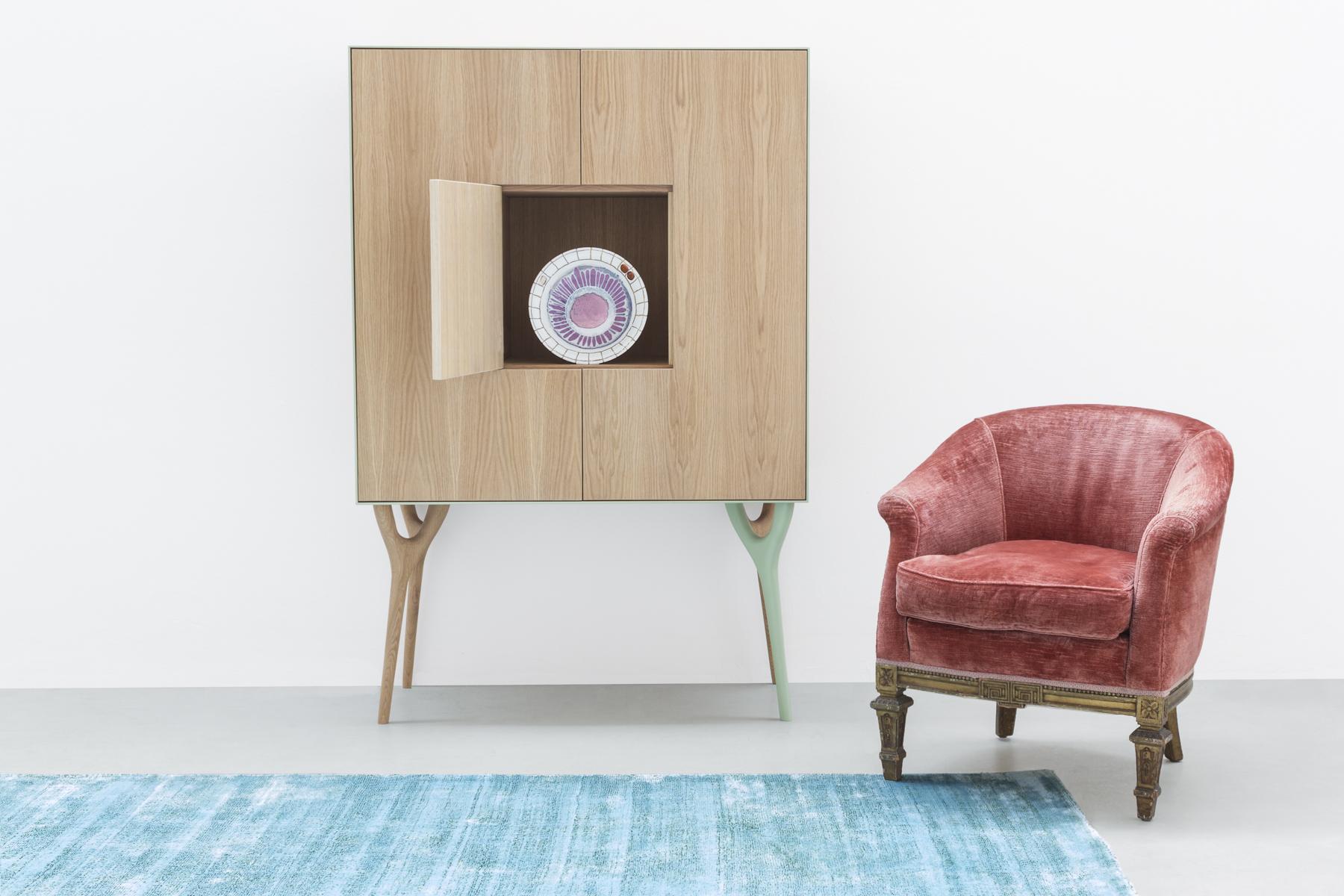 Design against the tide: Vito Nesta