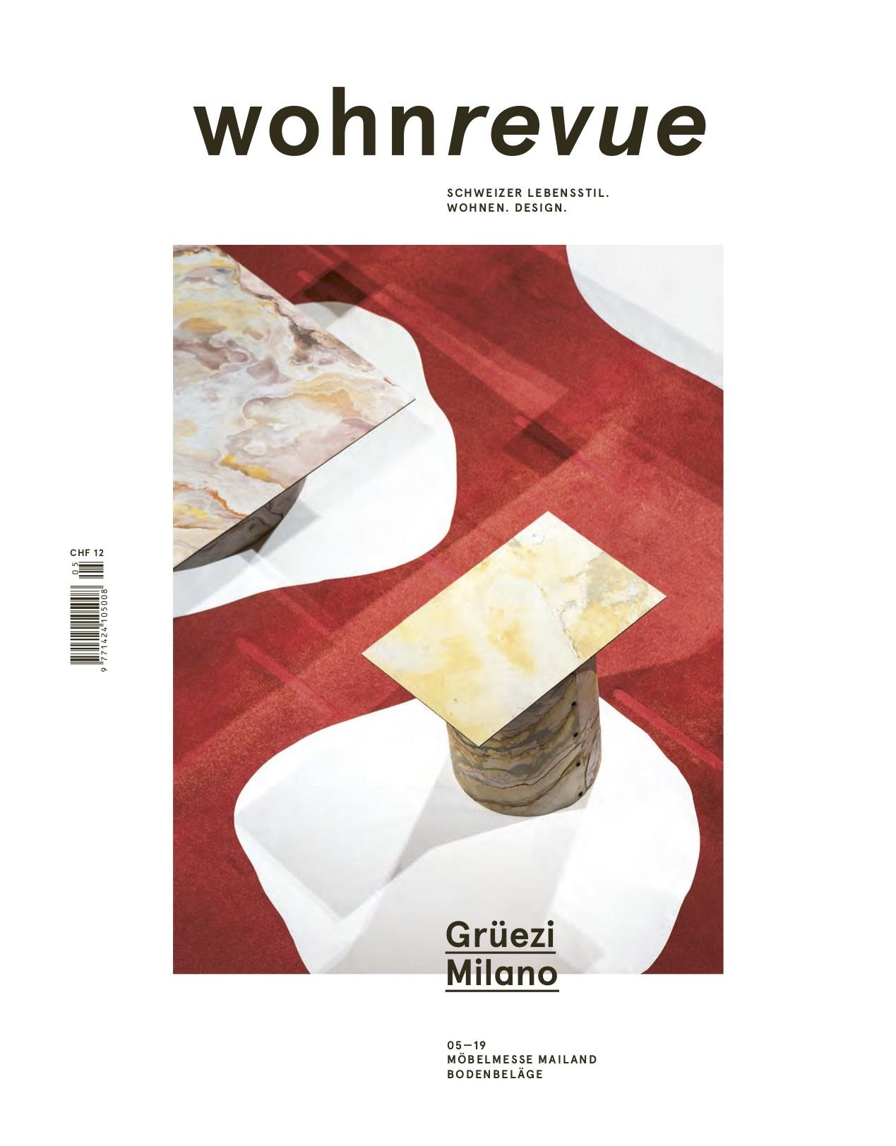 Wohnrevue: Offen, clever, farbig