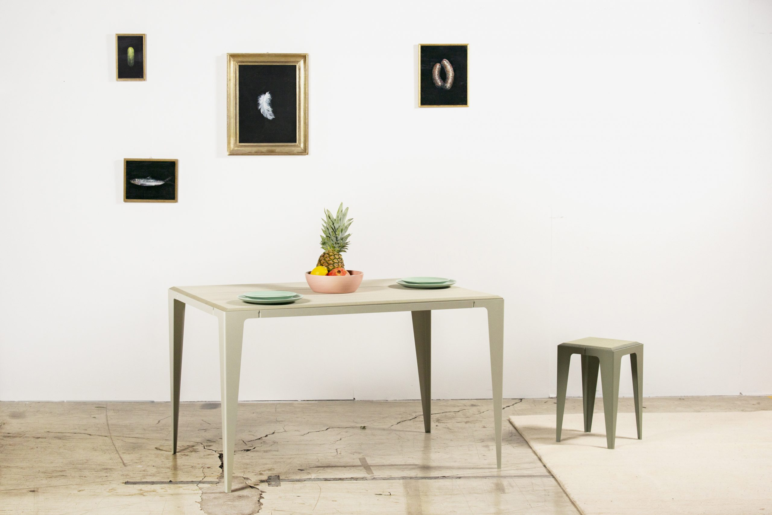 Domus: WYE Neolign furniture collection