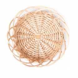 natural fiber baskets